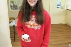 decorated egg winner